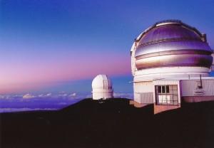 マウナケア天文観測所2